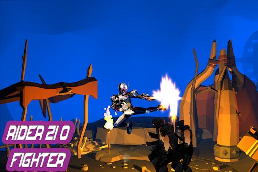 Henshin Scramble : Rider Ziku Ultimate 3D  urgencyclopedie.info 1