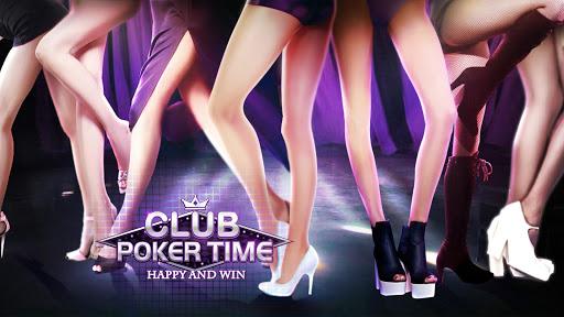 撲克俱樂部 Club Poker Time