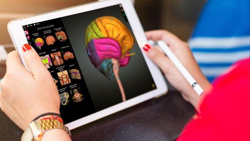 Anatomy Learning - 3D Atlas 2.1 screenshots 2