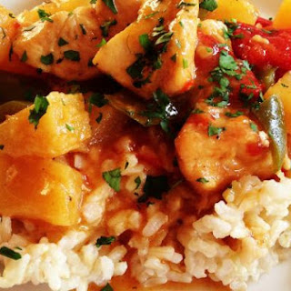 Sweet & Sour Chicken
