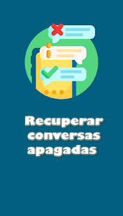 App recuperar conversas borradas : mensajes&sms APK for Windows Phone