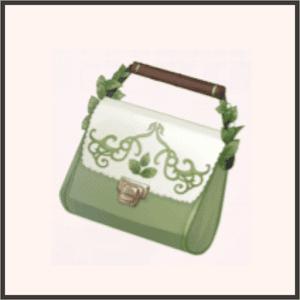 ミントのバッグ