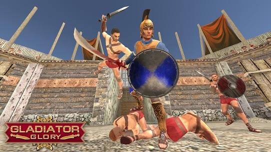 Gladiator Glory Apk Mod (Dinheiro Infinito) 6