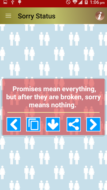 Sorry Messages Status & Quotes - Apps on Google Play