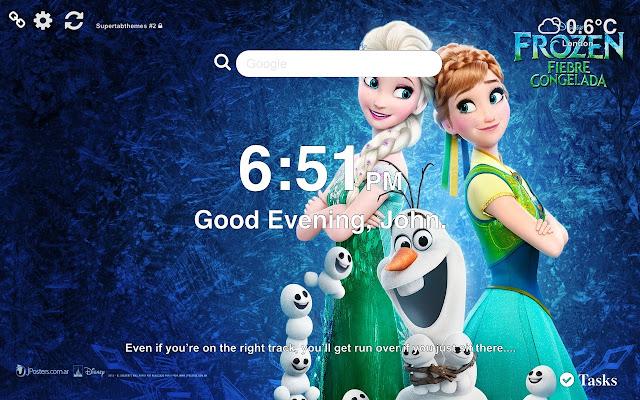 Frozen 2 Best HD Wallpaper 2019