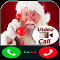 Santa Claus Live Video Call icon