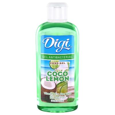 gel antibacterial digi coco lemon 85gr