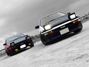 スプリンタートレノ AE86 59年式 GT-V改のカスタム事例画像 mutsuki☆さんの2018年05月02日21:44の投稿