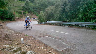 Photo: Auf den Col de Honor (Peter)