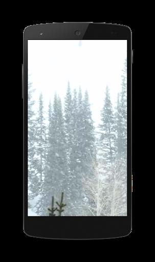 降雪视频壁纸