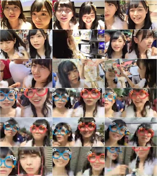 (Web)(360p) SHOWROOM SP AKB48 GROUP選抜 やり過ぎ!サマー 160817