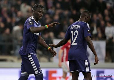 Officiel !  Le Sporting Anderlecht se libère d'un de ses indésirables