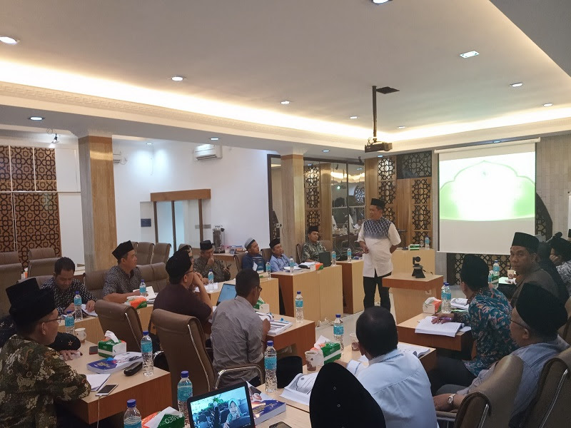 Pelatihan DSN-MUI Perwakilan 2019