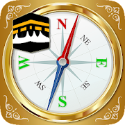 Qibla Direction Finder & Prayer Time Alarm