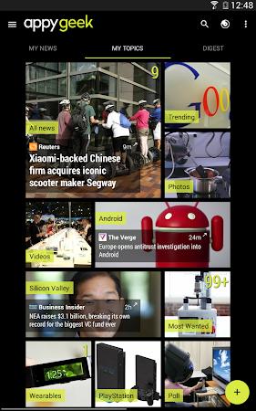 """Appy Geek -€"""" Tech news 5.1.3 screenshot 50241"""