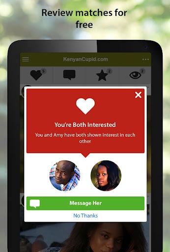 KenyanCupid - Kenyan Dating App 2.1.6.1561 screenshots 7