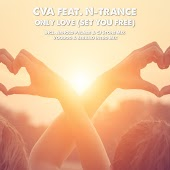 Only Love (Set You Free) (feat. N-Trance) [Arnold Palmer & CJ Stone Mix]