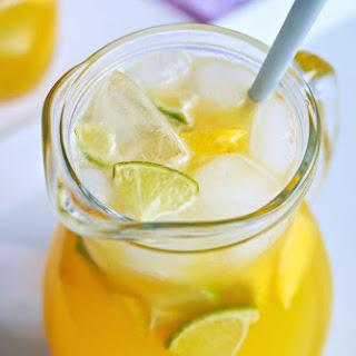 Speedy Pineapple Lemonade Cooler