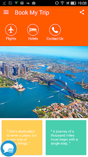 Book My Trip- Flights & Hotels- screenshot thumbnail