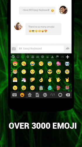 Keyboard - Emoji, Emoticons Android App Screenshot