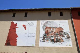 Photo: ... le Musée des Gueules Rouges...