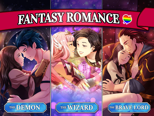 Lovestruck Choose Your Romance android2mod screenshots 12