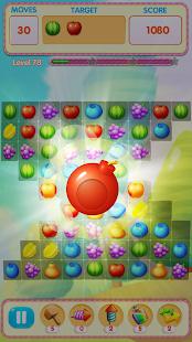 Fruit Hero Saga: Match 3 Games - náhled