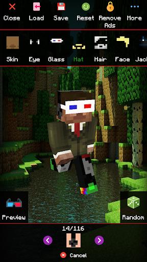 Custom Skin Creator Minecraft 2.0.0 screenshots 1