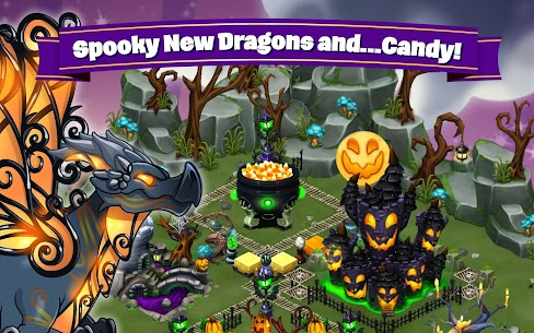 DragonVale MOD (Unlimited Gold/Crystals) 1