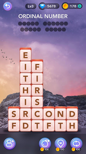 Word Smash - crossword & word stack apktram screenshots 1