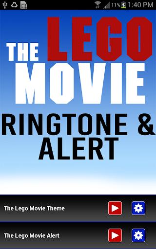 The Lego Movie Theme Ringtone
