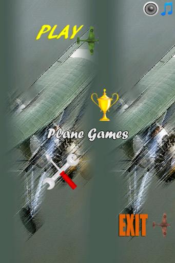 War Plane Games