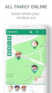 App Family GPS tracker KidsControl APK for Windows Phone