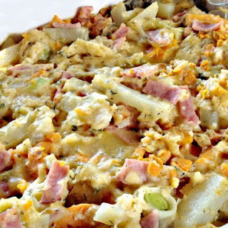 Gluten Free Ham And Scalloped Potatoes Recipes.
