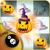 Witch Puzzle Halloween Game