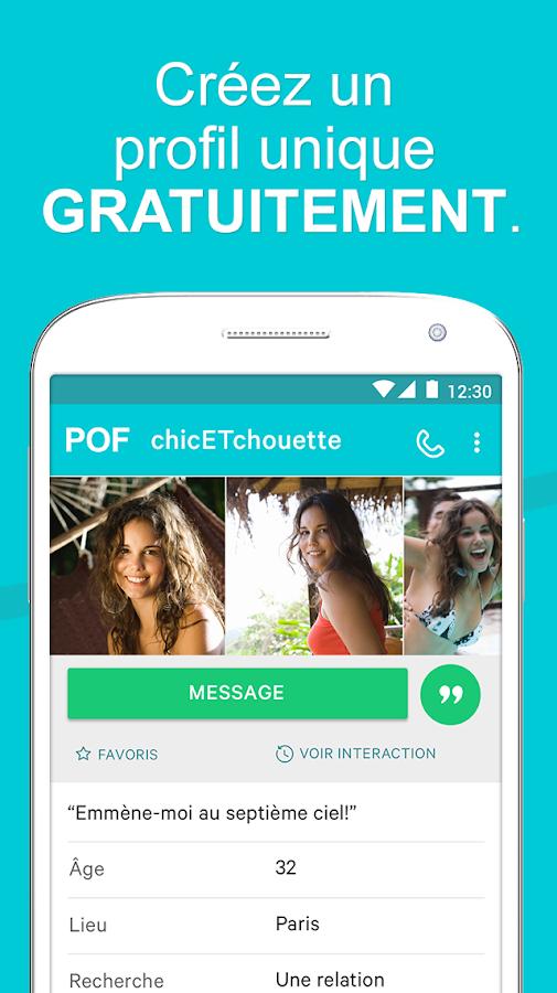 Chat gratuit et site de rencontre gratuit