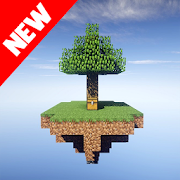 Download Android App SkyBlock Island Survival Map for MCPE for Samsung
