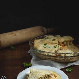Keto Chicken Pot Pie – Low Carb.