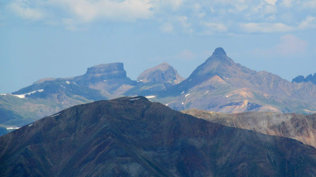 Coxcomb, Redcliff, and Wetterhorn