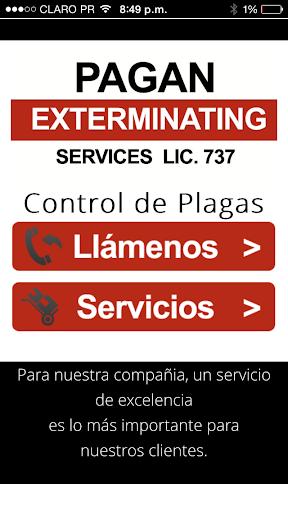 Pagan Exterminating Services
