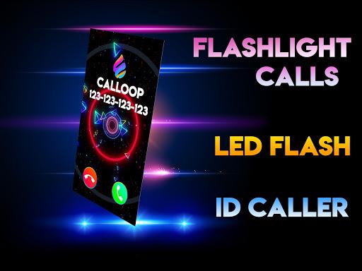 Color Phone Flash Call 💎 Calloop pro 이미지[2]
