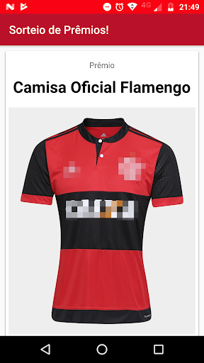 Flamengo Ao Vivo screenshot 2