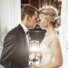 Wedding photographer Pavel Furashov (paulmatis). Photo of 31.10.2017