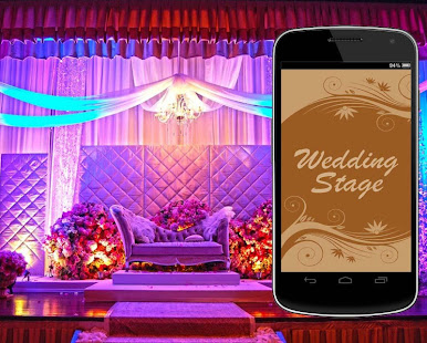 Wedding stage decoration apps on google play screenshot image junglespirit Images