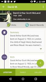 Ancestry Screenshot 2
