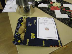 """Photo: Jan Brink""""Potato Bag"""""""