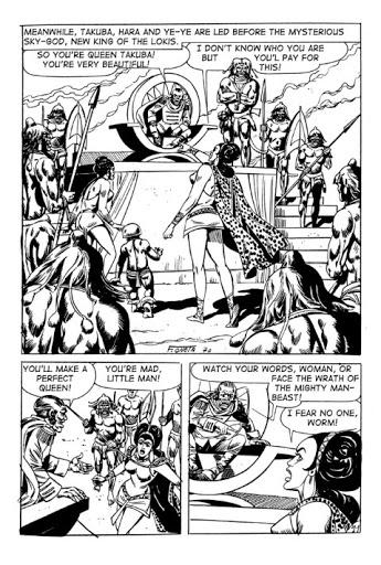 Attack of the Clones: The Tarzan Clones!