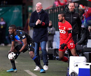 """Philippe Clement fustige la pelouse du Standard : """"Un terrain de quatrième provinciale"""""""