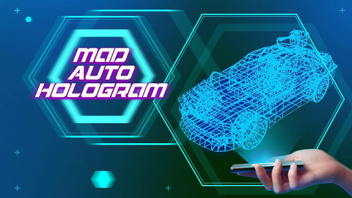 Mad Auto Hologram