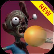 Zombie Crash (No.1 3D balance ball game)